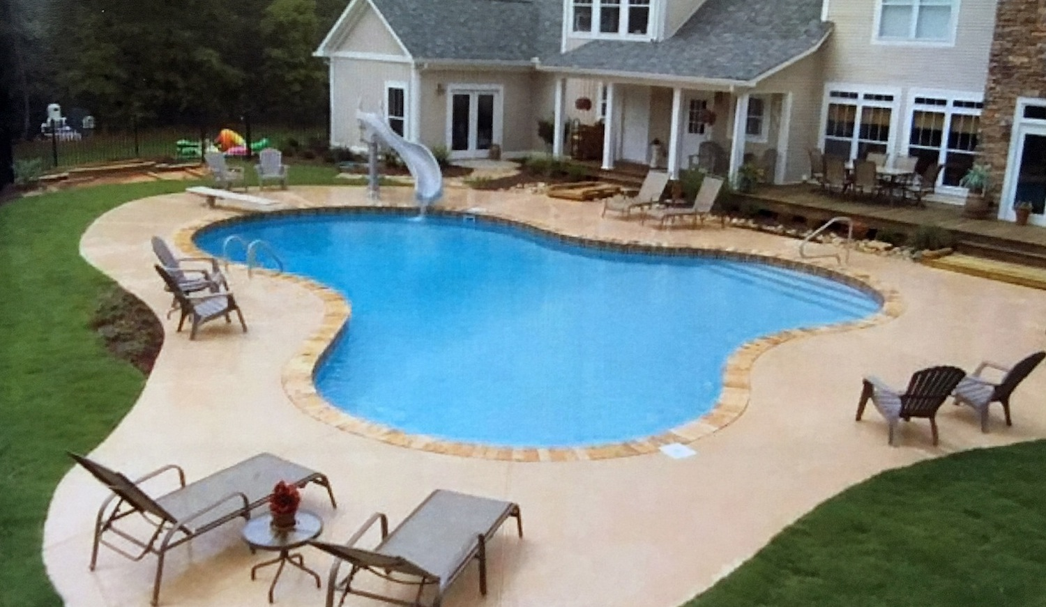 Lagoon Pool Design ...