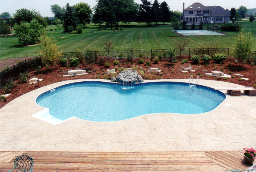 Inground Pools Renovations