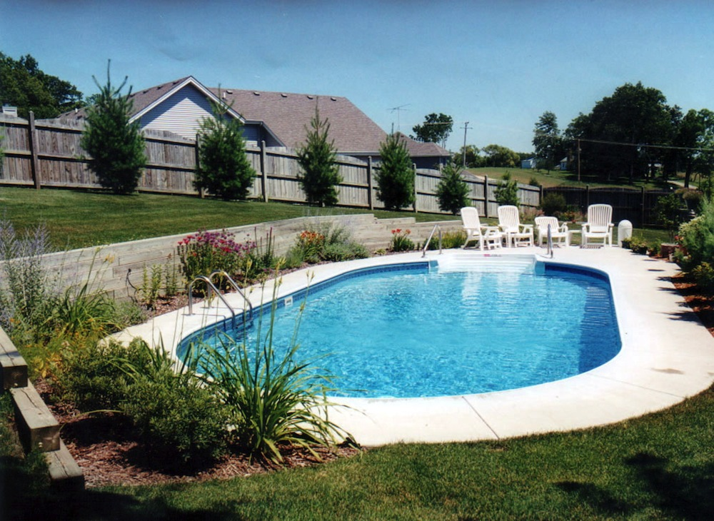 Inground pools renovations poolside pros for Swimming pool renovation costs