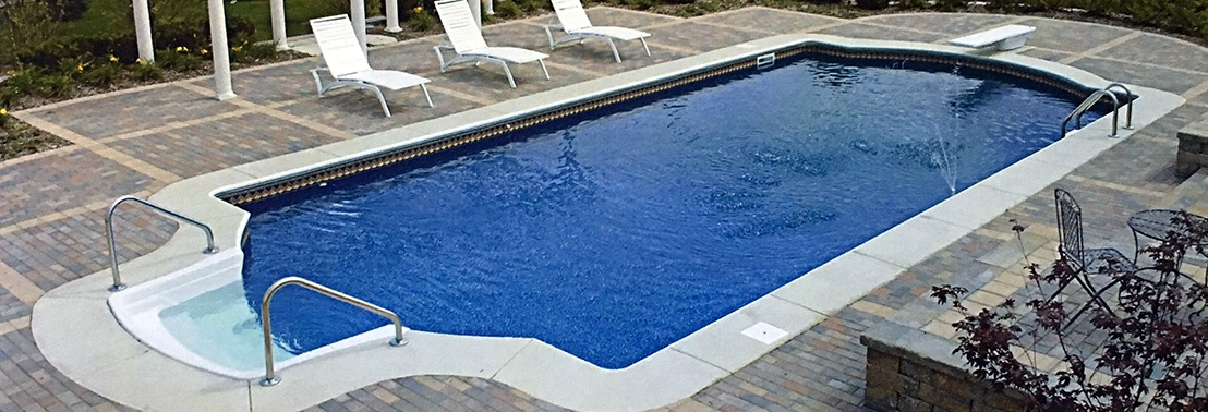 Best in the Area for Inground Pools & Pool Renovations!