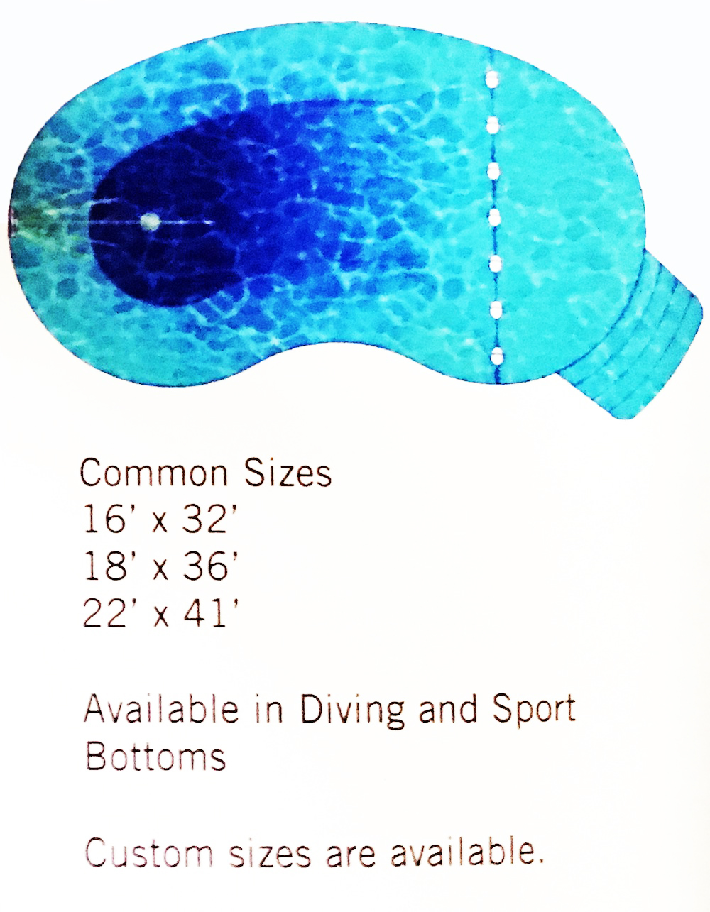 Another Traditional Swimming Pool Shape Would Be The Kidney Justly Named Design Eals To Both Deep End Divers And Shallow Idlers